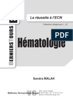 Pages de Ecn+ Hemato-Int