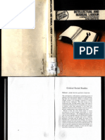 Alfred Sohn-Rethel / Intellectual and Manual Labour