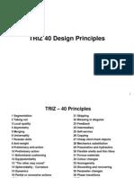 TRIZ 40 Principles1.ppt