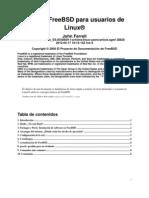 FreeBSD Para Usuarios Linux
