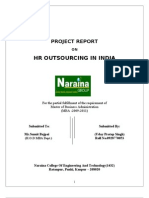 Hr Outsourcing in India