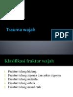 Trauma Wajah