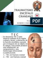 TRAUMATISMO ENCÉFALO CRANEANO (2003)
