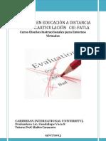 MAESTRÍA EN EDUCACIÓN A DISTANCIA ELEARNING