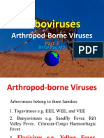 Arbovirus Part II