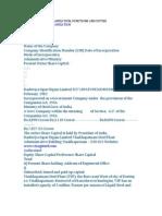 137593058 Various Dept of Vizag Steel Plant Particulars of Organization