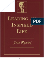 Leading an Inspired Life