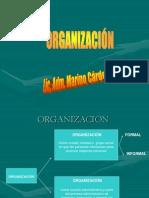 Organización 1