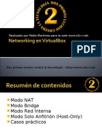 Networking en VirtualBox
