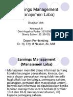 Earnings Management-PPt AKL REVISI
