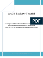 ArcGis Explorer Tutorial