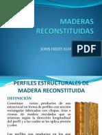 Madera Reconstituida
