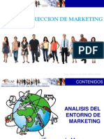 Analisis Del Entorno de Marketing