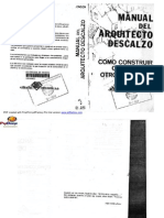 Lengen Johan Van - Manual Del Arquitecto Descalzo