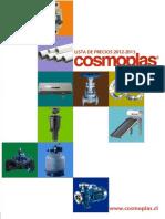 Cosmoplas 2012 Catalogo