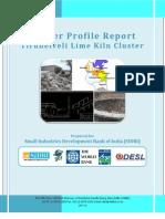 Cluster Profile Report - Tirunelveli (Limekiln)