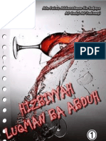Hizbiyyah Luqman Ba Abduh Bagian 1