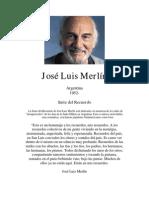 José Luis Merlin - Suite del Recuerdo