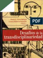 Desafios de La Transdisciplinariedad-Alberto Florez-Malagon y Carmen Millan de Benavides