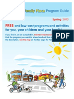Family Place Program Guide
