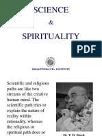 Science & Spirituality