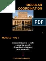 4 Modular Coordination