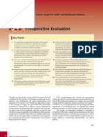 Miller Anesthesia 7th Ed Chapter 34 Preop Evaluation