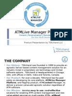 Atm Live Manager 2011