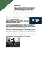 Consecuencias de la contaminación petrolífera
