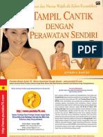 015 Tampil Cantik Dengan Perawatan Sendiri by Kinkin S. Basuki [Www.pustaka78.Com]