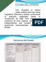 Presentacion Estructura Del Estado-unid3