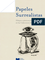 Librillo Papeles Surrealistas