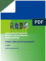 Sayyid Empire Islam Postcolonial
