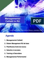 Catalin Crisu - HR Procedures