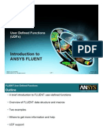 Fluent 13.0 Lecture08-Udf