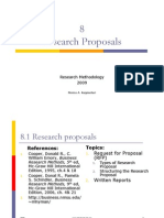 Reserach Methodolgy