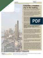 Colombocitydevelopment Tks