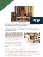 Trento vs Vaticano II