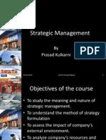 Strategic Management Full