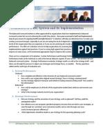 Evaluation Step 9 CR2