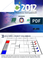 2012 NRC Solution Training - Robot Columbus