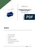Presentación taller - Estrategias Innovadoras para el crecimiento del negocio - Empresas