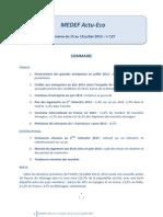 Les Chiffres MEDEF-GPSActu-Eco 130719