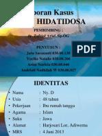 128343664 Laporan Kasus Mola Hidatidosa