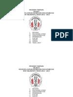 1. Program Kegiatan Layanan Bk 2012-2013