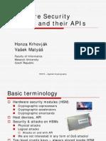 2007 Pv079 API Tpm Slides