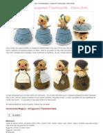 Irka!_ Cenicienta Mágica - Amigurumi Transformable - Patrón Gratis.pdf