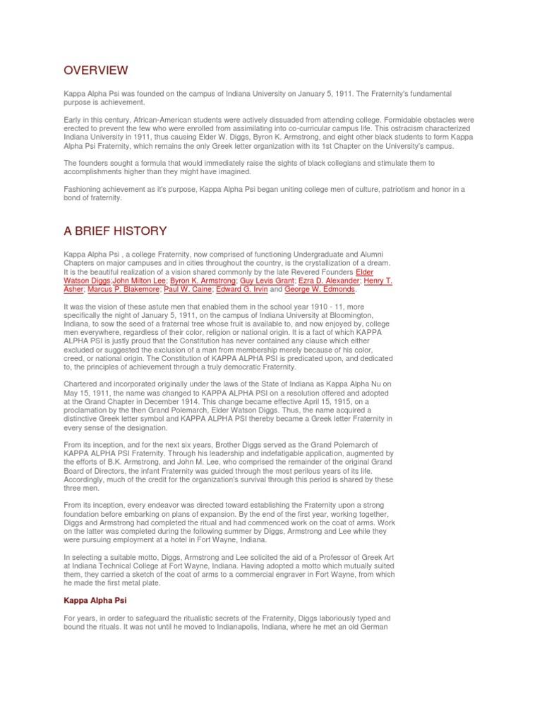 Greek Letter Before Kappa.Kappa Research Fraternities And Sororities Student Organizations