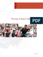 SRA Asia Middle Class 2012