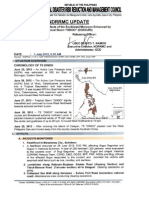 NDRRMC Update Sitrep No 6 Re Effects of SW Enhanced by TS DINDO 1 July 2012_ 6AM